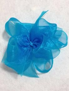 Large Sheer Bow, more colors available