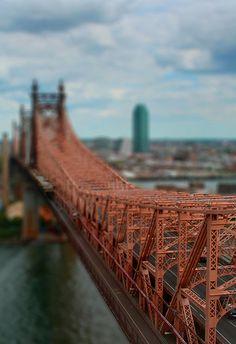 Queensboro Bridge by delawarm, via Flickr
