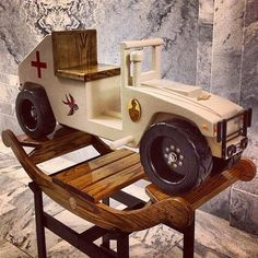 Items similar to The Monster Medic, Wooden Army Medical Humvee Rocker on Etsy Rocking Horse Plans, Rocking Horses, Woodworking Workshop, Woodworking Wood, Wooden Rocker, Wood Games, Ride On Toys, Wood Creations, Wood Toys