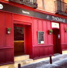 Love is in the food » Uno de mis restaurantes favoritos de Madrid