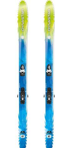 Schiuri Dynastar Freeride barbati Cham 87 albastru | Magazin echipament sportiv