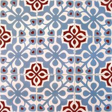 gorgeous cement tiles