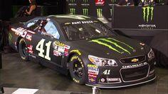 Jayski's® NASCAR Silly Season Site - 2016 NASCAR Sprint Cup Series #41 Paint Schemes