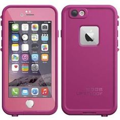 LifeProof Apple iPhone 6 (4.7 in.) Waterproof Case - Pink Cool Iphone Cases 2833e55fdc