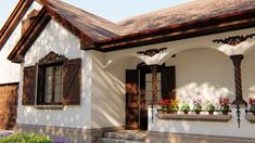 Romania, Gazebo, Hobbit Houses, Outdoor Structures, Decoration, Interior, Home Decor, Design, Houses