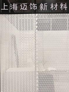 Pattern punching Expanded Metal Mesh, Metal Facade, Metal Ceiling, Pattern, Metal Roof, Patterns, Model, Swatch