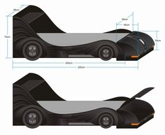 @Jennifer Steele are your children going to have a batman bed car