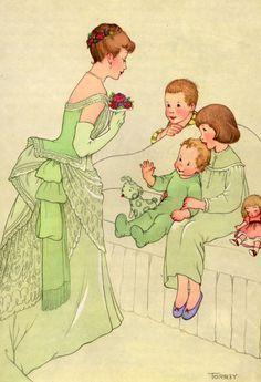 illustrated by Marjorie Torrey
