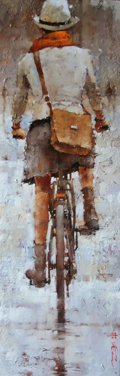 "Andre Kohn ~ ""The City Gal"""