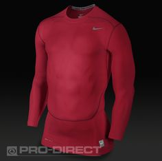 Nike Base Layer - Nike Core Compression Long Sleeve Top 2.0 - Baselayer  Clothing - Gym 8c103b52932d5