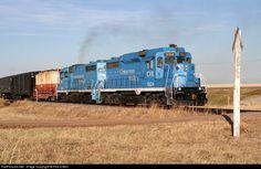 RailPictures.Net Photo: CV 3024 Cimarron Valley Railroad EMD GP30 at Dodge City, Kansas by Rick Erben