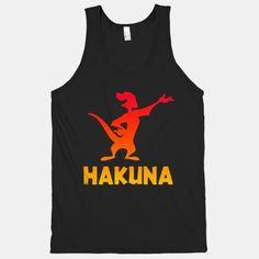 Hakuna Matata (Timon Tank) | HUMAN