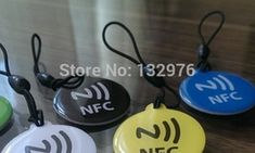 (^^Free samples^^)ISO 15693 NFC RFID Card  and Ntag 13.56MHZ I Code 2K Card Label I Code SLIX Tag For Library