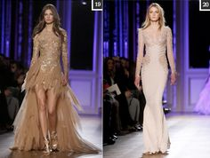 Glammed up Haute Couture Wedding Dress Inspiration - Zuhair Murad | OMG I'm Getting Married UK Wedding Blog | UK Wedding Design and Inspiration for the fabulous and fashion forward bride to be.
