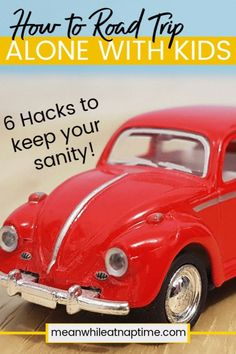 Going on a road trip alone with your kids? It can seem overwhelming but with these hacks it can be a lot of fun. Take the stress out of traveling Road Trip With Kids, Family Road Trips, Travel With Kids, Family Travel, Family Vacations, Road Trip Packing, Road Trip Essentials, Road Trip Hacks, Road Trip Activities