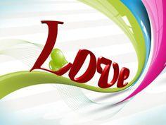 Love 3D HD Wallpaper