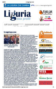 Liguria Non Profit - 28 maggio - Pag. 1/2