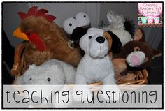 Blog Post from Creating Readers and Writers: Teaching Young Children How to Ask Questions