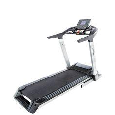 Bieżnia Kettler Track 9 to 38 doskonale dostosowanych programów treningowych wraz z treningiem sterowanym tętnem