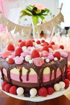 Just Eat It, Valentines Food, Bakery Cakes, Desert Recipes, Let Them Eat Cake, Healthy Dinner Recipes, Cheesecakes, Good Food, Fun Food