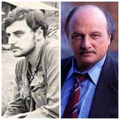 Dennis Franz-Army-served 11 months with 82nd Airborne Division in Vietnam (Actor)