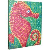 Found it at Wayfair - My Island Seahorse Mounted Giclee Wall Art