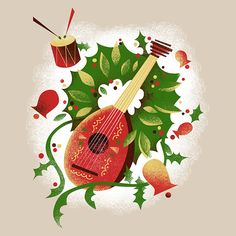 Merry Christmas! – MonkeyWorks Illustration