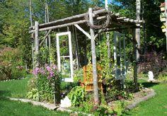 Old Windows - by nativeplantsrule | GardenTenders.com :: gardening community