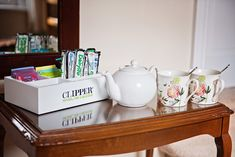 Tea at Cleevehill Hotel with multiple flavours to satisfy all tastes