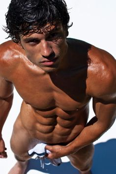 maikel castro (couldn't resist pinning this beefcake)
