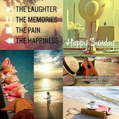 . Happy Saturday Morning, Happy Sunday Quotes, Good Morning Quotes, Morning Messages, Morning Greeting, Sunday Greetings, Collages, Days Of Week, Happy Summer