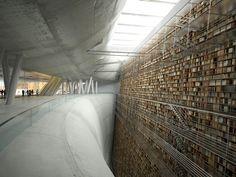 books, books, and more books...