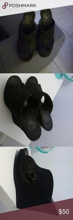 Shoes Sue Vince Camuto Shoes Platforms