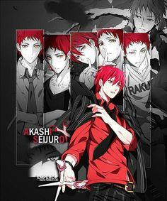 Cool Akashi Seijuurou - Kuroko no Basuke