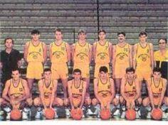 Jugoplastika de los 90. Radja, Kukoc, Perasovic,... Basketball Players, Italy, Basketball, Legends, Sports, Italia