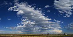 Evening Stratus Clouds