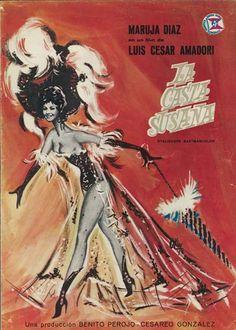 La casta Susana (1963) de Luis César Amadori - tt0056913