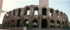 Ancient Roman Ruins. Arles, France. by TravelPod Member Aquasheep ...