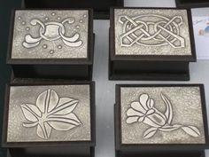 Aluminum Foil Art, Aluminum Can Crafts, Metal Crafts, Pewter Art, Pewter Metal, Copper Metal, Soda Can Crafts, Soda Can Art, Metal Embossing