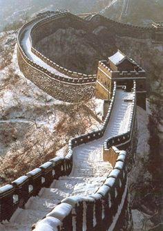 INSPIRATIE - Chinese muur.