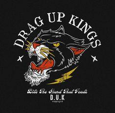 Design for drag up kings Art Et Design, Logo Design, Tattoo Graphic, Graphic Art, Design Movements, Design Language, Grafik Design, Graphic Shirts, Design Reference