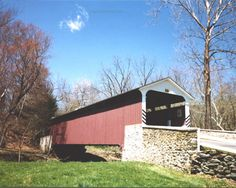 Amish Country Covered Bridge Tour