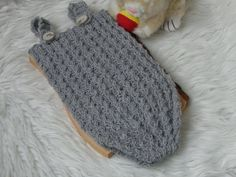 Size6/12 Months.Newborn Overalls.Baby Boy by knitsdwarfs on Etsy