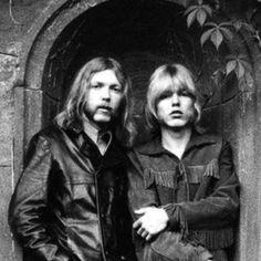 Greg & Duane Allman