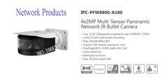 684.32$  Buy now - http://ali74w.shopchina.info/1/go.php?t=32817200447 - Free Shipping NEW Product DAHUA 4x2MP Multi-Sensor Panoramic Network IR Bullet Camera Without Logo IPC-PFW8800-A180  #aliexpresschina