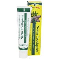 Theraneem Naturals Neem Toothpaste