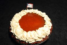 """""""Salted Caramel Mocha Crunch Pie""""- First place winner in the Open pie category, Amateur division at the 2012 APC/Crisco National Pie Championships!"""