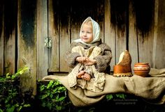 В древности детей не воспитывали, а пестовали!