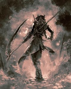 Into the Abyss: A Dark Souls Help blog: Photo