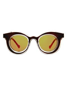 Image 2 of Quay Iris Mirrored Sunglasses